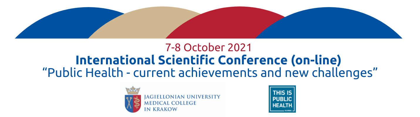 International Scientific Conference. Public Health – current achievements and new challenges